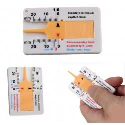Profundimetro Utensilio Calibre Medida Desgaste Neumáticos y Ruedas