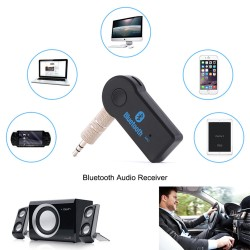 Receptor Bluetooth AUX IN Mini 3.5MM Jack AUX Audio MP3 Music
