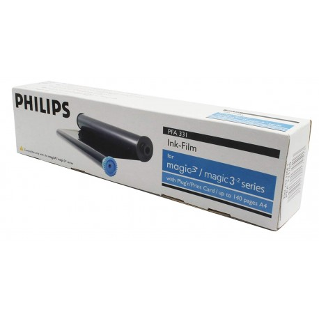 Thermal transfer ribbon Original Philips 1x Black PFA331 / 906115312009 para Philips Magic 3-2 Basic