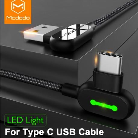 Cable USB Tipo-C PRO 2.4A Carga Rápida y Datos USBCargador Android Samsung S8 S9 Note 8