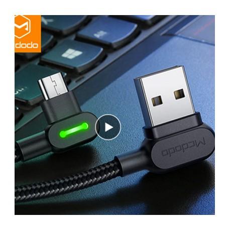 Cable PRO Micro USB 2.4A Carga Rápida y Datos Cargador Samsung Huawei Android
