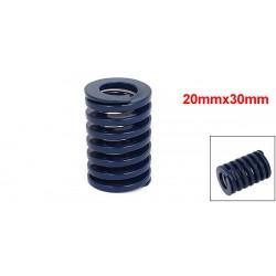 20x10x30 mm - Muelle de Carga o Compresión