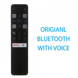 Mando a distancia RC802V JUR6 Original para TV TCL 65P8S 49S6800FS 49S6510FS 55P8S 55EP680 50P8S 49S6800FS 49S6510FS