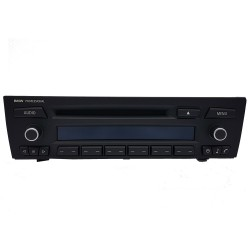 Radio BMW Original PROFESSIONAL CD MP3 BLUETHOOT USB AUX BMWW 6512 9343207-01 BMWW6512 9302155-01 E6 COMBOX BMWRCD213-22