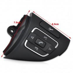 Botón Volkswagen Izquierdo Volante Multifución MFSW 5C0 959 537 VW Golf Jetta MK6 EOS