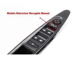 Botonera Elevalunas Conductor Citroen C4 JK5022 - Retrovisor Cierre Manual