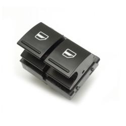 Botón Elevalunas Conductor VW Golf MK5 Passat B6 Jetta EOS Caddy 2 K 1K959857A