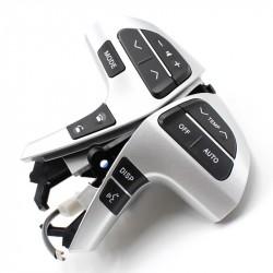 Mando Volante Multifunción Toyota Highlander 2007 84250-0E220 Audio Bluetooth Aire Acondicionado Ref 84250-0K020