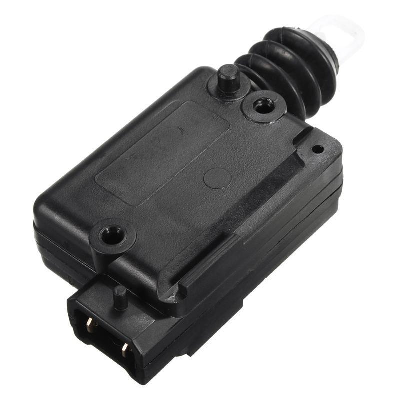 KSTE Cierre centralizado de cerraduras de Puertas Motor actuador 2 Pin for Renault Megane Scenic Clio 7702127213