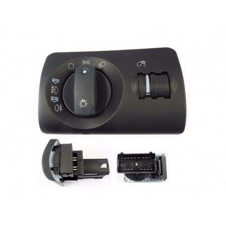 Mando Luces Regulador Audi A6 C5 2002-2005 4B1941531E